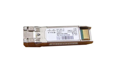 Transceiver Cisco 10GBASE-SR SFP Module